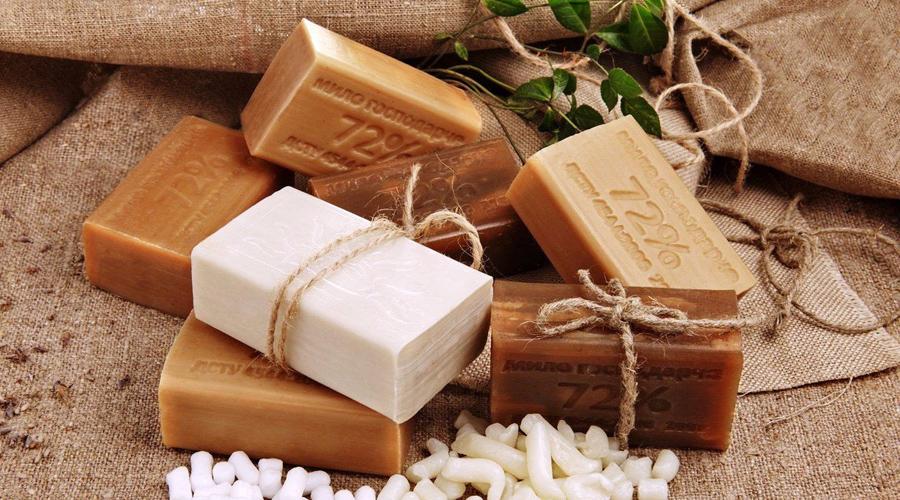 Польза хозяйственного мыла в быту