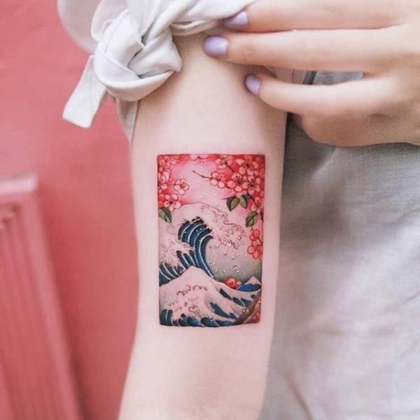 Потрясающие татуировки от мастеров