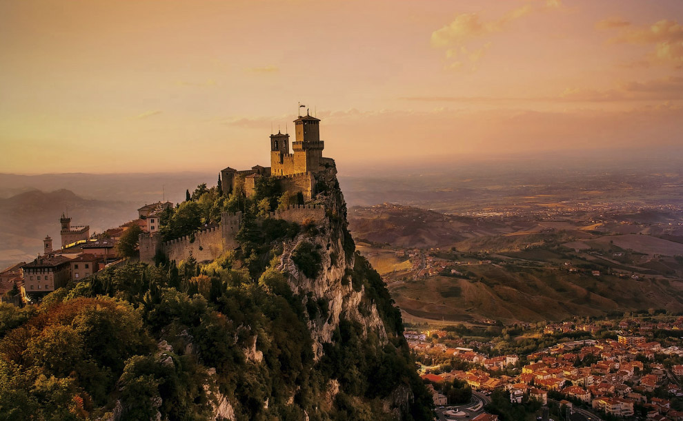 25 крошечных городов мира для путешественников