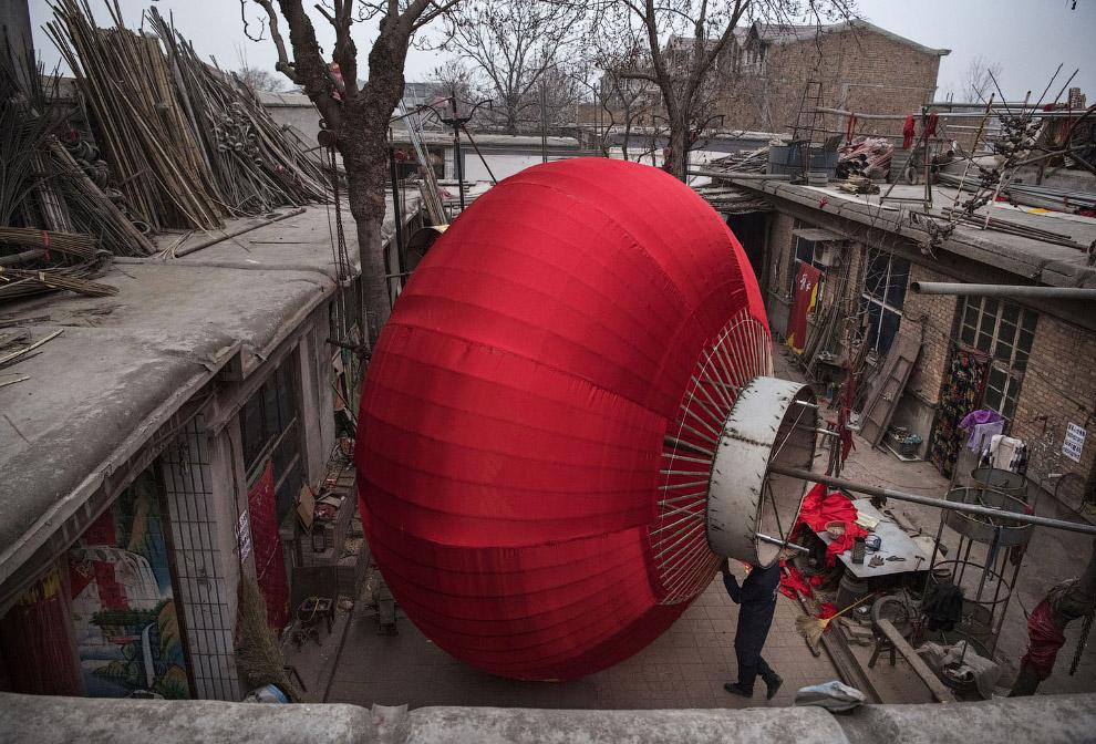Празднование Китайского Нового года 2019