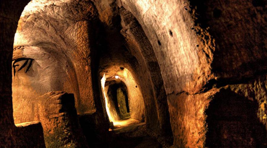 Скрытые тоннели под Европой