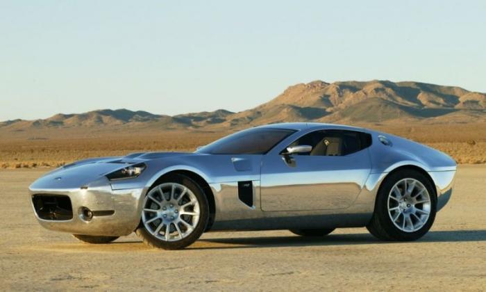 Концепт Ford Shelby GR-1 превратится в серийную модель