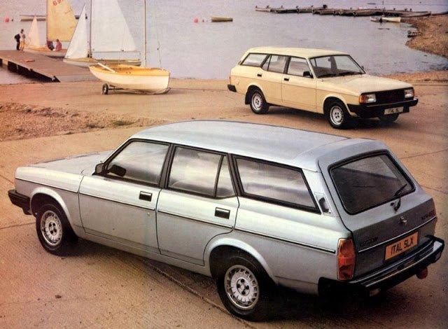 Популярные автомобили 80-х годов XX века