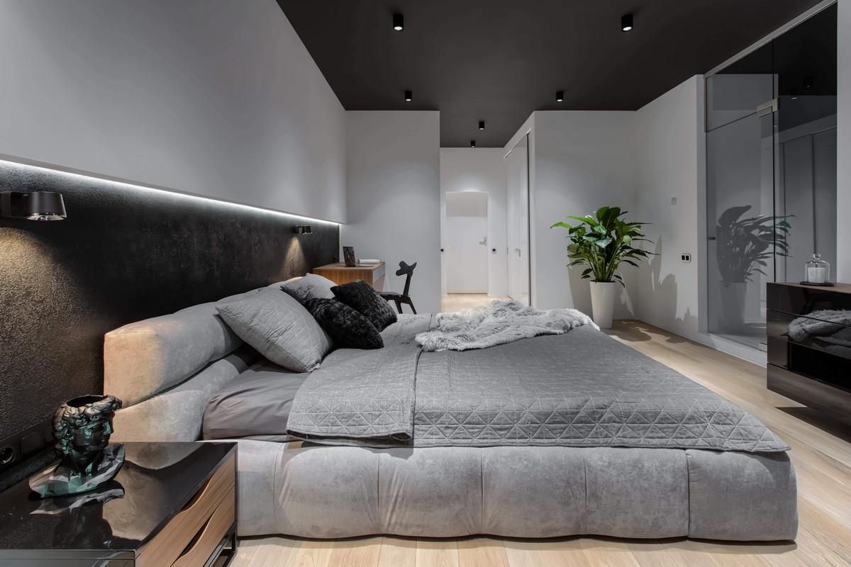 Современная стильная квартира в Киеве