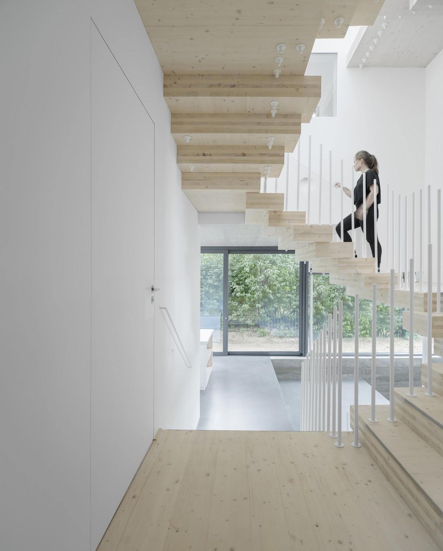 Эффектный пробковый дом в Германии