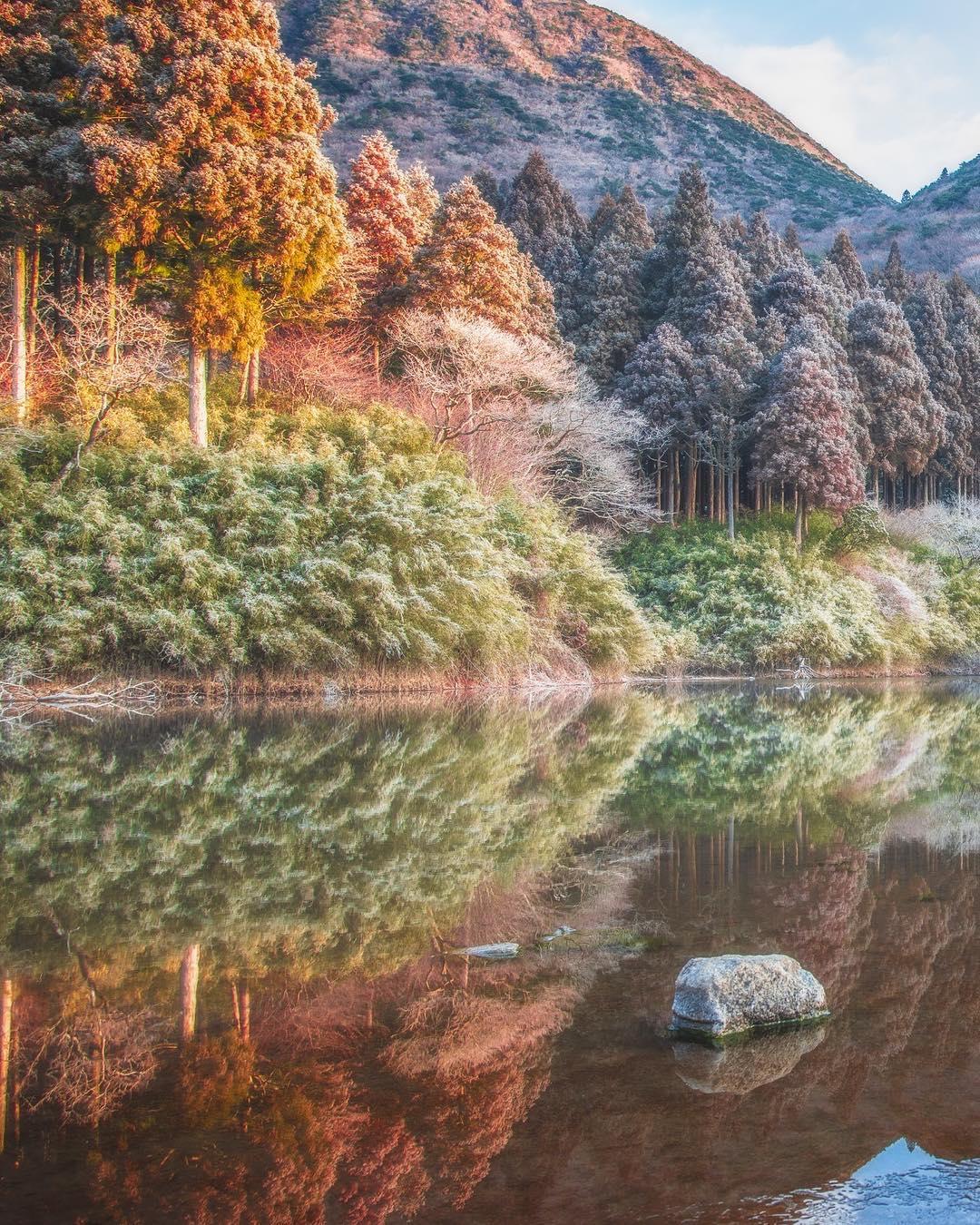 Красота Японии на снимках Такахиро Хосое