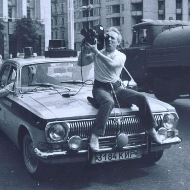 Редкие архивные снимки из прошлого