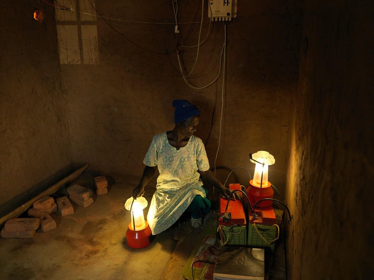 Женщины-инженеры из Малави