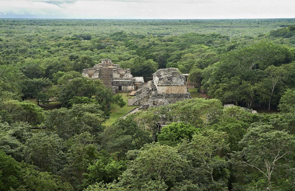 Путешествие по полуострову Юкатан