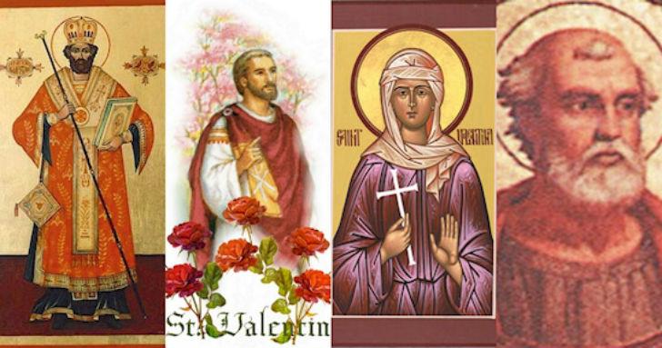 Исторические факты о Дне святого Валентина