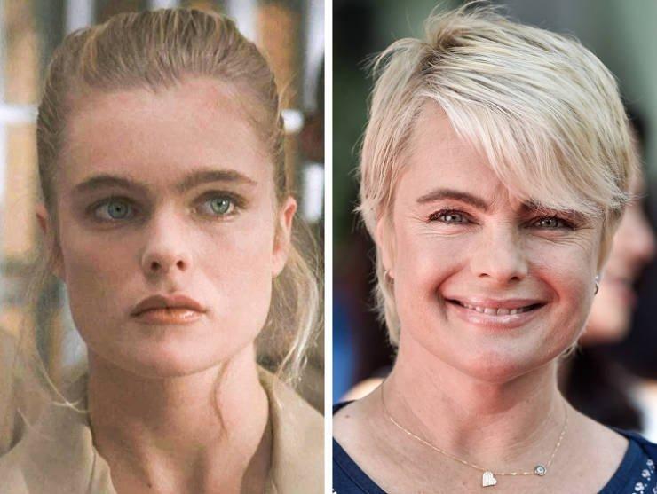 Знаменитости 1980-90-х на снимках тогда и сейчас