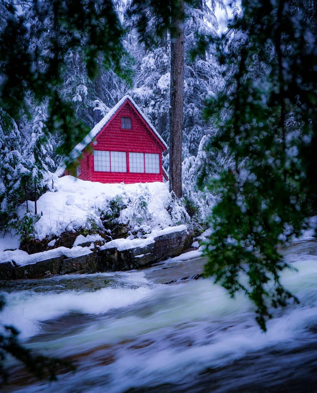 Природа и путешествия на снимках Скотта Миннера