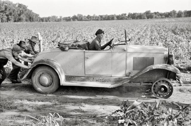 Интересные архивные фотографии винтажной Америки