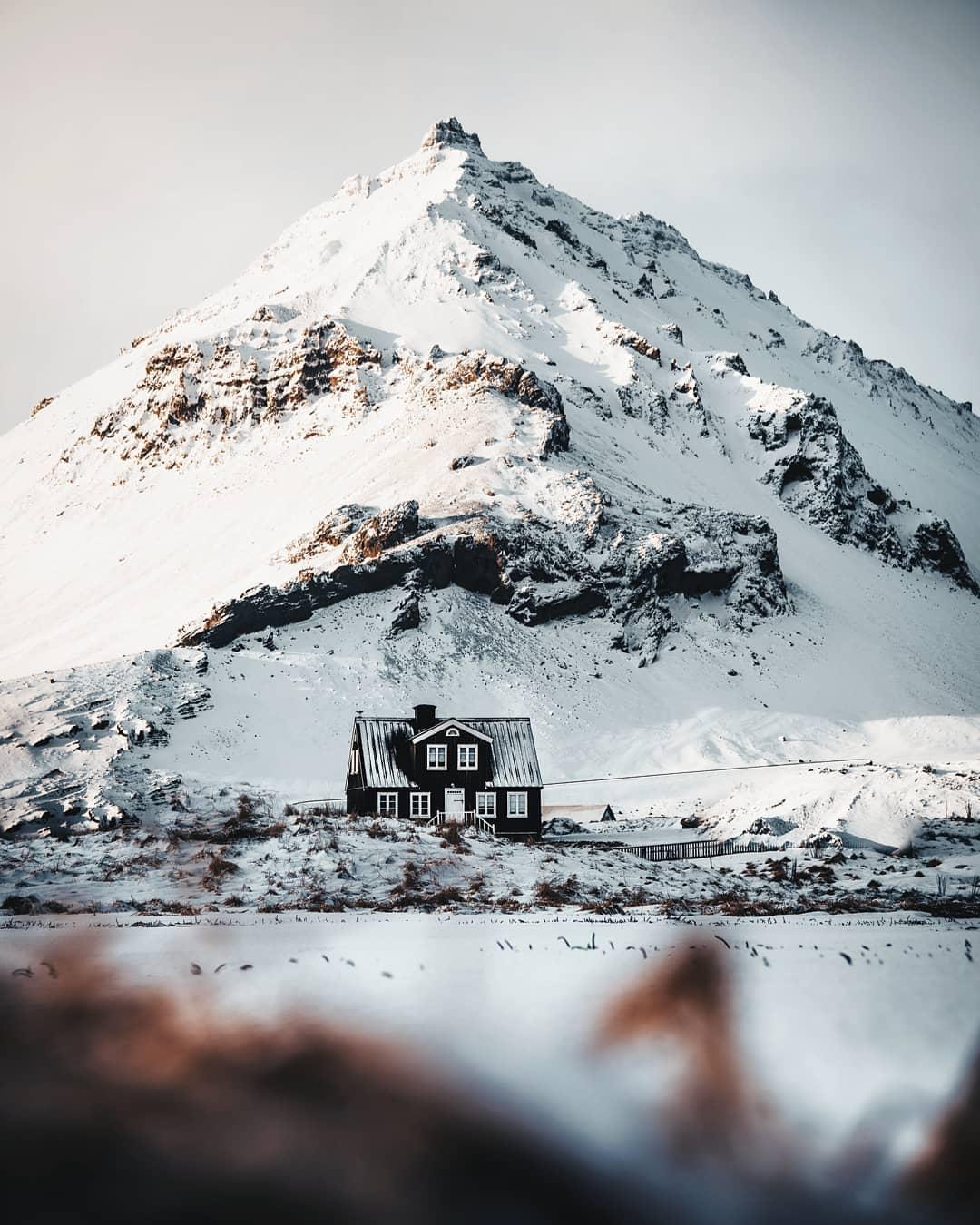 Пейзажи и приключения на снимках Андре Александра