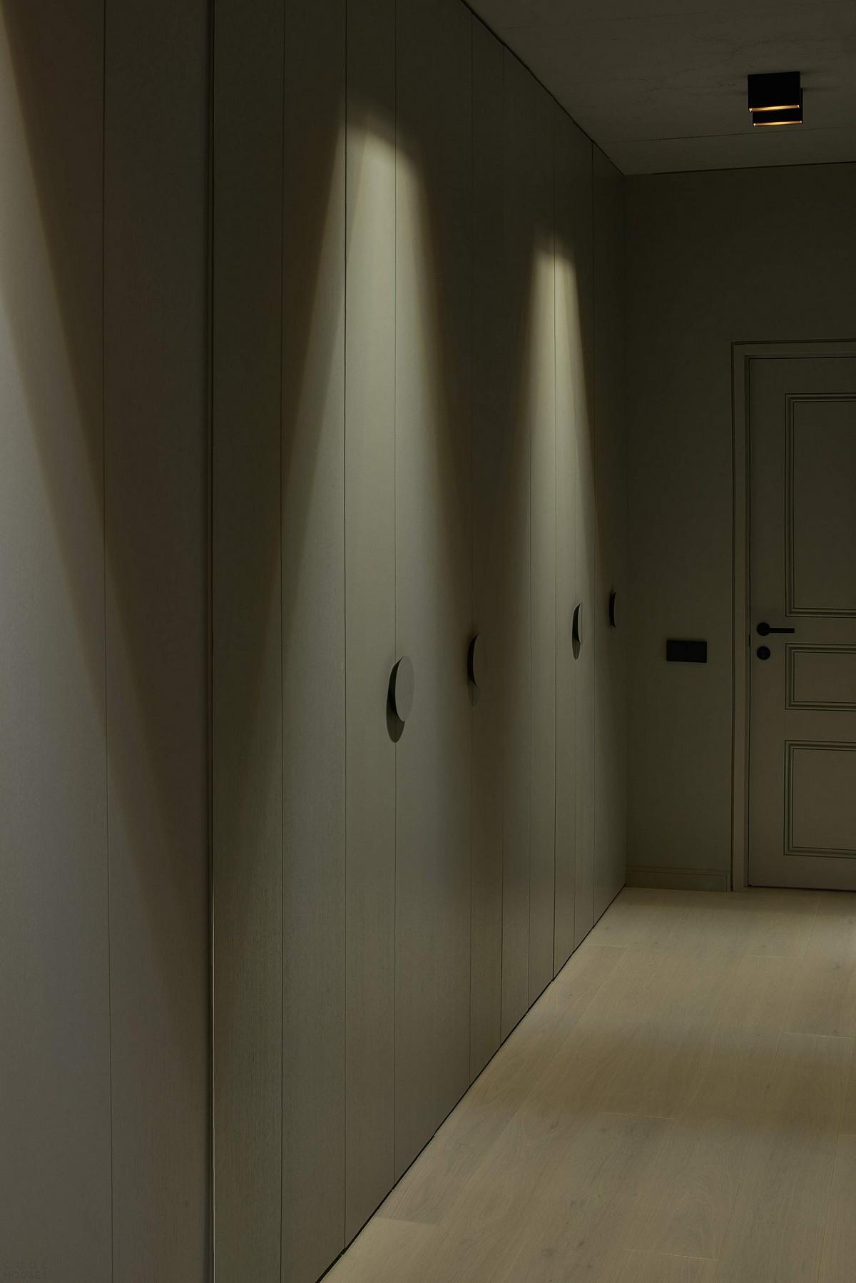 Современная стильная квартира в Вильнюсе