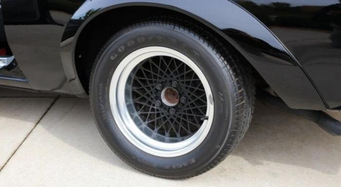 Культовый Buick GNX без пробега выставлен на аукцион
