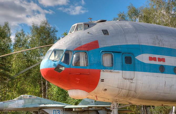 Ми-12 – вертолет-рекордсмен
