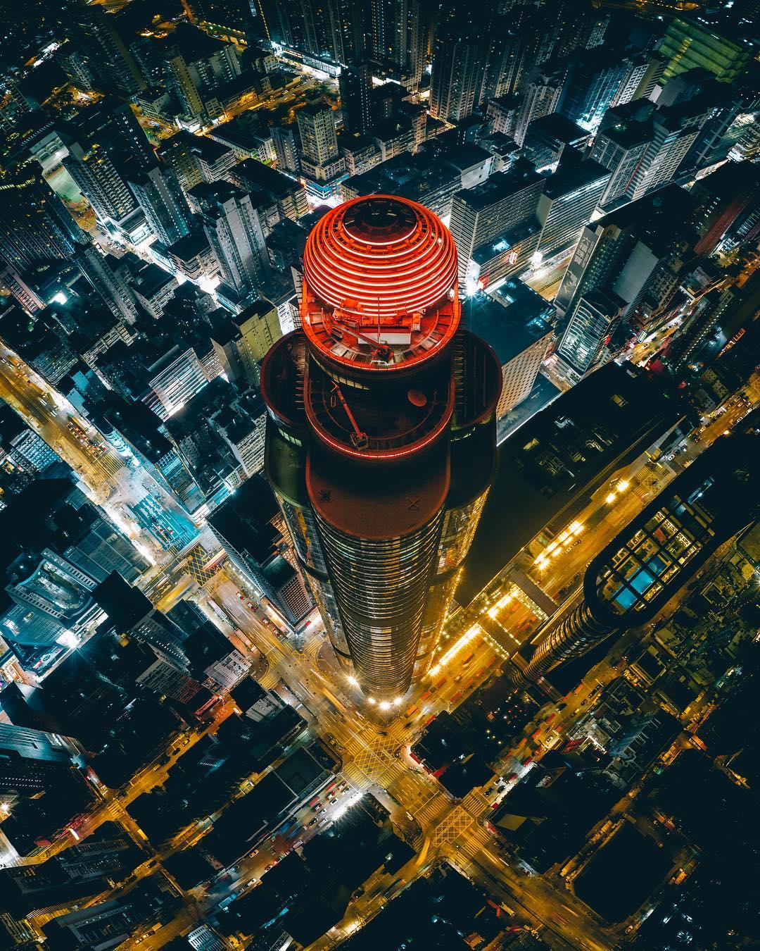 Невероятные аэрофотоснимки городов от Терри Маклафлина
