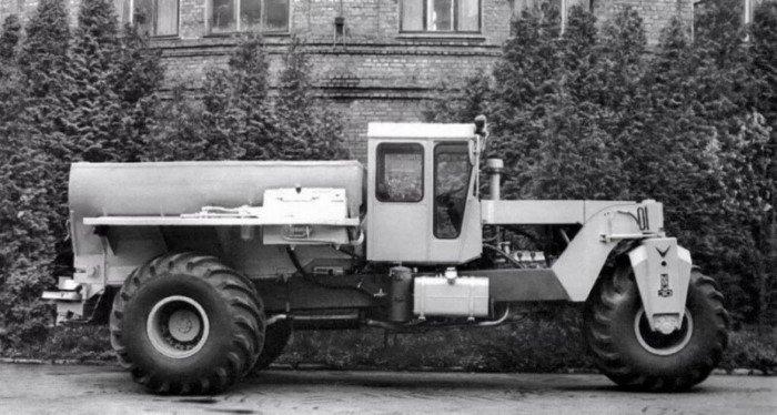 Машина из прошлого МВУ 30