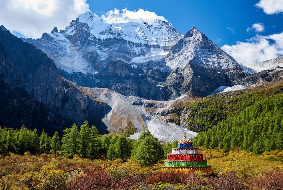 Путешествие в таинственный Китай