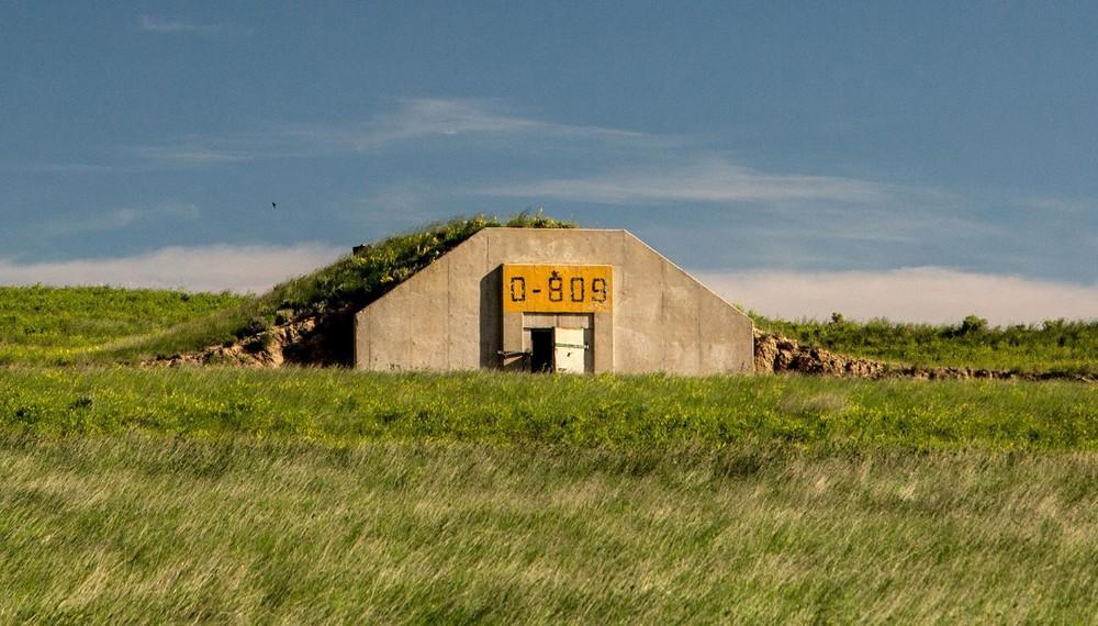 Целый поселок бункеров в США