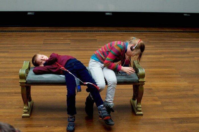 Музеи: отдельный вид пыток для детей