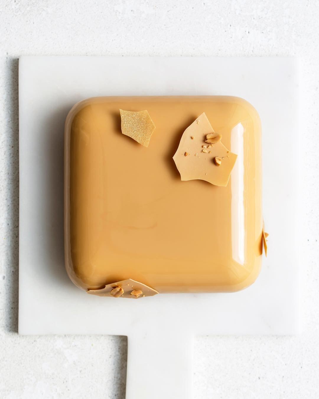 Впечатляющие сладкие творения датского кондитера