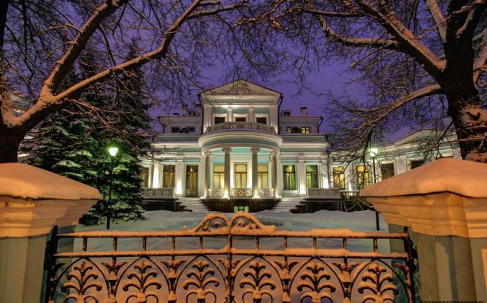 Дома богатейших торговцев чаем в дореволюционной России