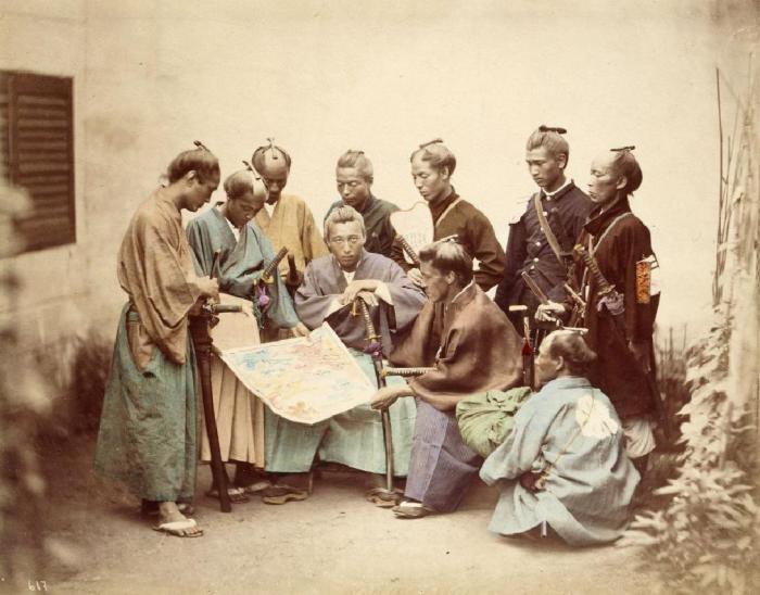 Как самураи проверяли остроту меча