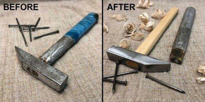 Люди отреставрировали старые вещи и теперь они как новенькие