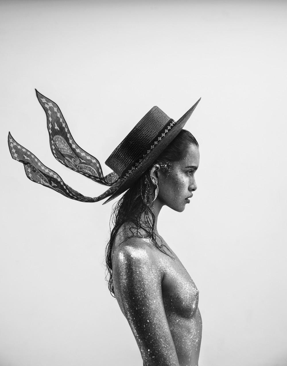 Снимки гламура, моды и красоты от Лины Теш