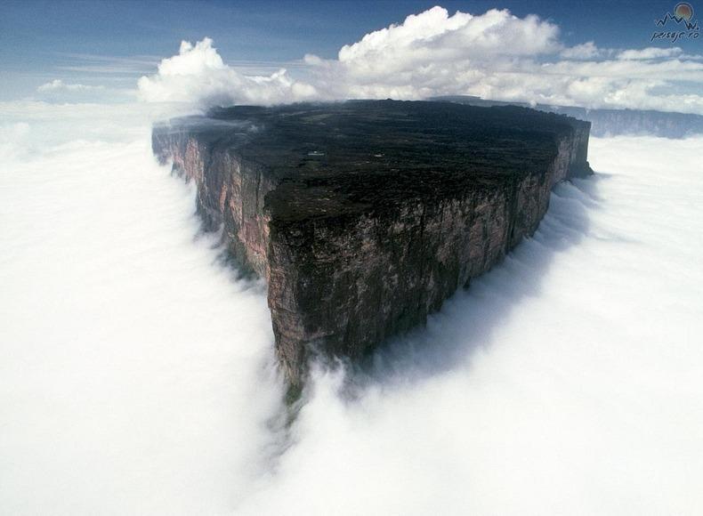 Тепуи – затерянный мир существует