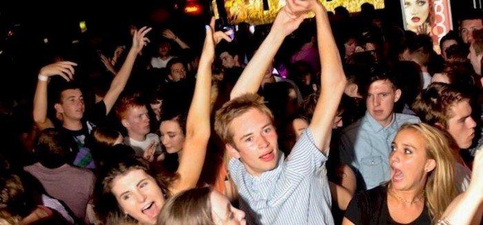 Безумные снимки немного перебравших с алкоголем людей