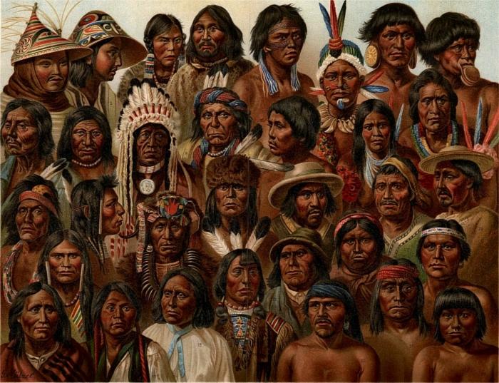 Правда и мифы об американских индейцах