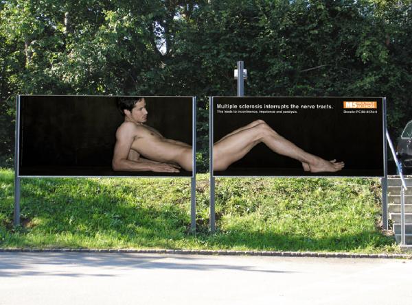 Интересные примеры двойной рекламы