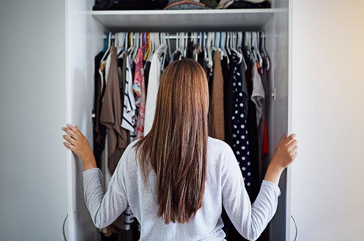 Как правильно подойти к разбору гардероба