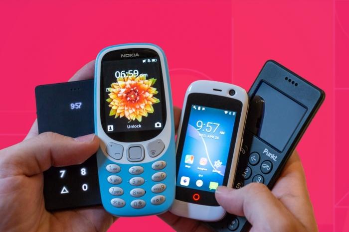 Почему кнопочные телефоны возвращаются в 2019