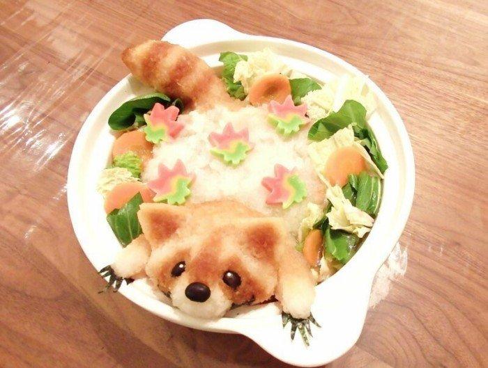 Милая еда, которую невозможно съесть