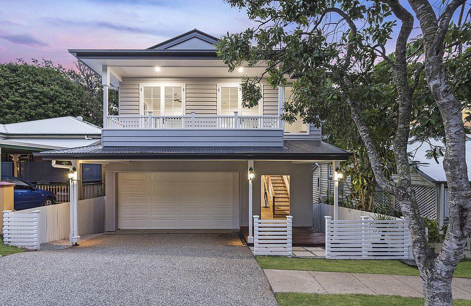 Худший дом Австралии превратили в современный особняк