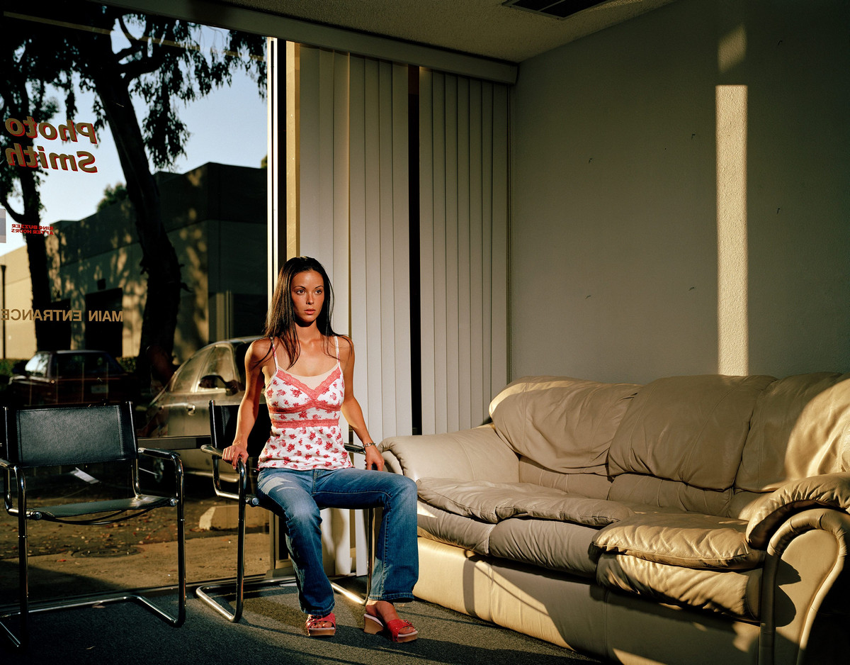 Девушки на голливудских кастингах в фотопроекте Ануша Абрара