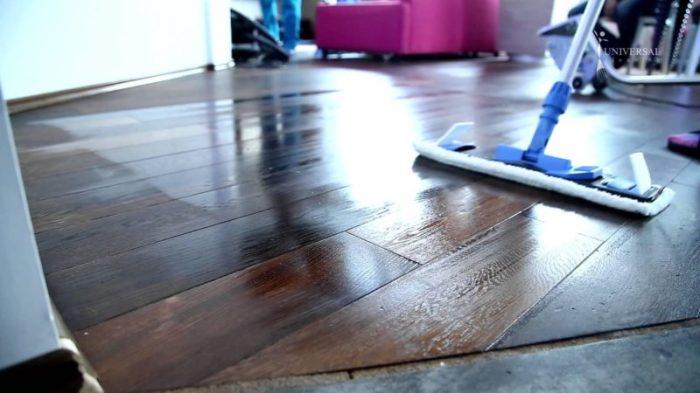 Доступный способ для борьбы с пылью в доме