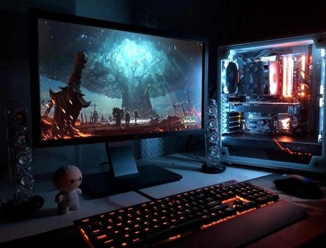 Рабочие места настоящих компьютерщиков
