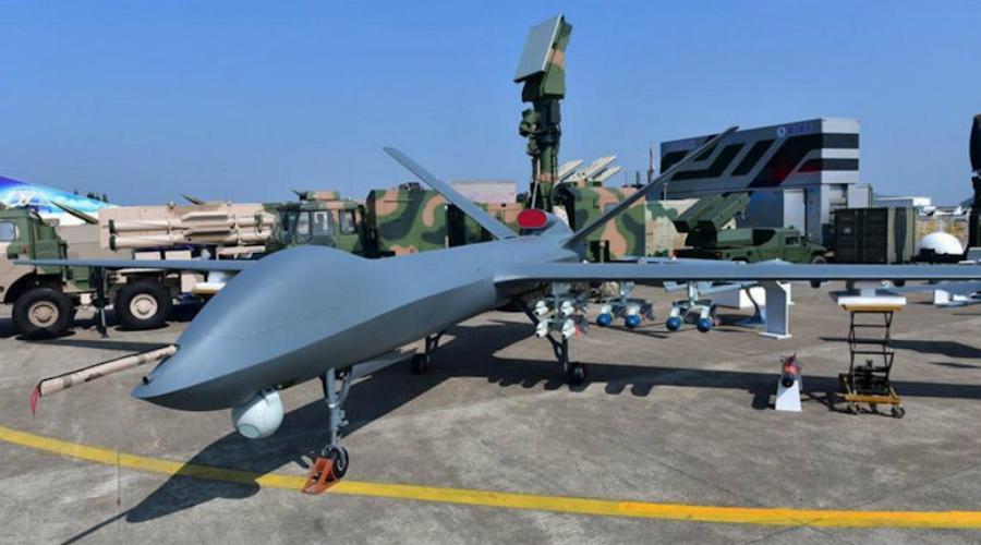 Самые опасные боевые дроны армий мира