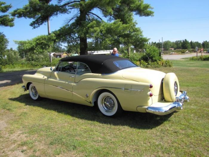 Continental Tire и Continental Kit: истоки американского стиля