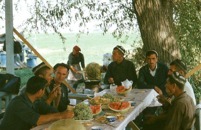 Фрэнк Баумгарт путешествует по Советскому Союзу