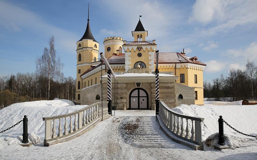 8 самых оригинальных отелей в России