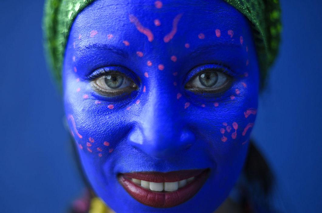 Бразильский карнавал 2019 в фотографиях