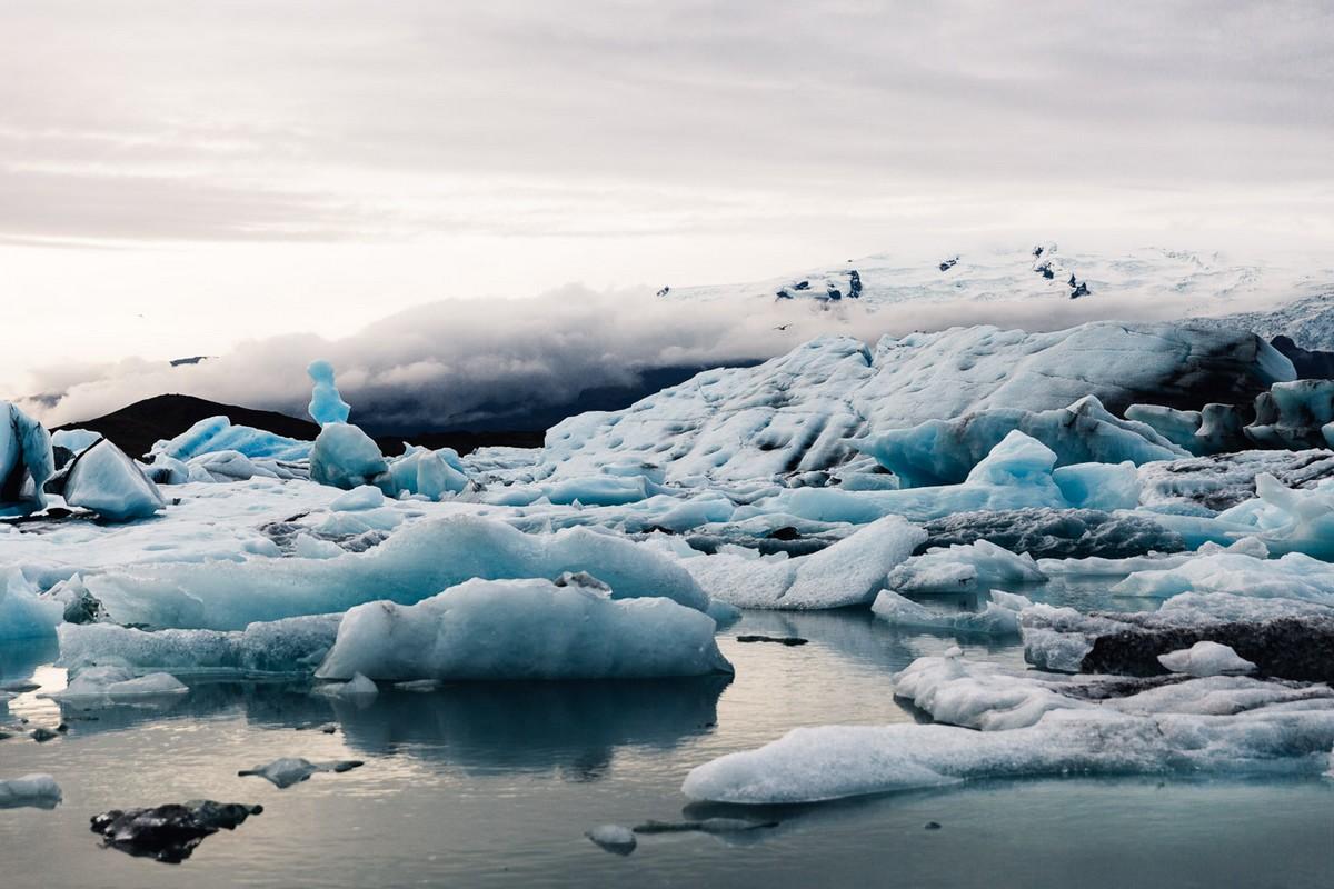 Красота природы Исландии на снимках Корнелиуса Бьерера