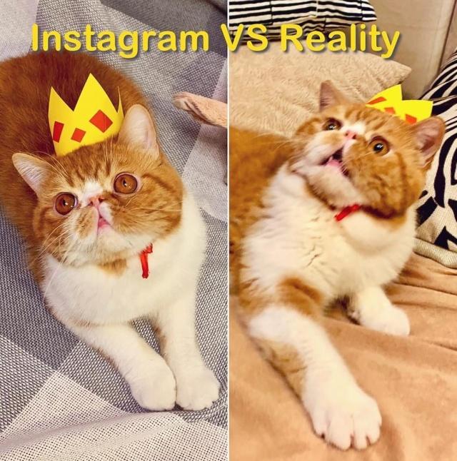За кадром идеальных снимков из Instagram