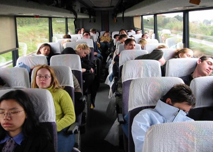 Как сделать дальнюю поездку на автобусе более выгодной